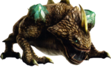 Roi Dodongo, Dinosaure Infernal
