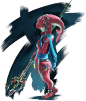 Artwork de Mipha BotW.png