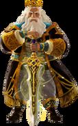 Roi Rhoam Hyrule Warriors