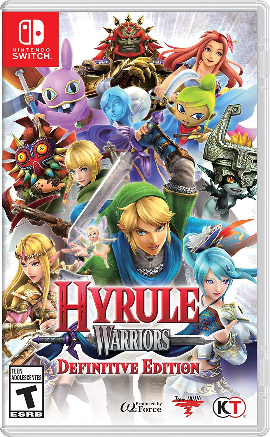 Hyrule Warriors Definitive Edition Zeldapedia Fandom