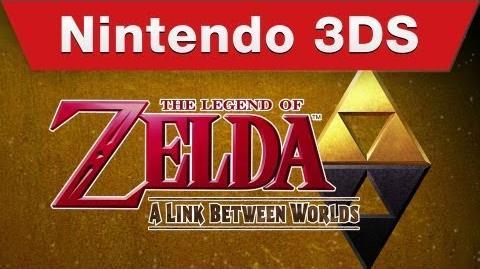 The Legend of Zelda: A Link Between Worlds/Galería