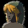Breath of the Wild amiibo Rune Items (Twilight Hero's Clothes Armor Set) Cap of Twilight (Icon)