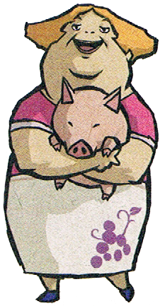 Rosa (The Wind Waker)