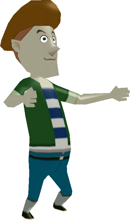 Anton (The Wind Waker)