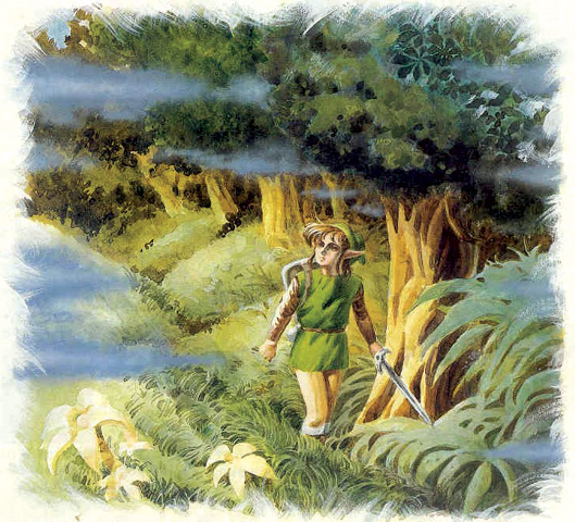 Bosque Perdido