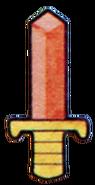 Espada de madera artwork 1 TLoZ