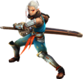 Impa Great Sword