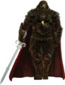 Twilight Princess HD Artwork Ganondorf (Official Artwork)