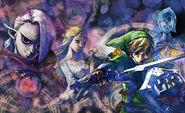 Unreleased Zelda Artwork