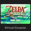 Icono The Legend of Zelda The Minish Cap Consola Virtual Wii U