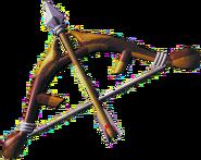 Majora's Mask Bow Hero's Bow (Artwork)