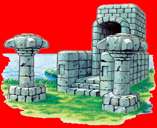 Ruines du Marais