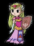Arte princesa Zelda TMC.png