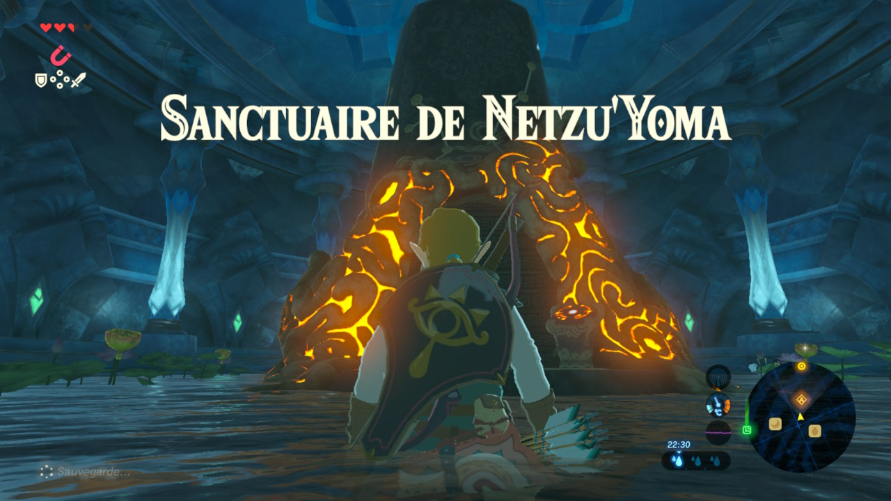 Sanctuaire de Netzu'Yoma