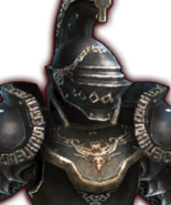 Hyrule Warriors Enforcers Darknut (Dialog Box Portrait)