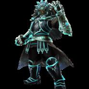 Hyrule Warriors Legends Ganondorf Standard Armor (Phantom Ganon Recolor - Master Wind Waker DLC)