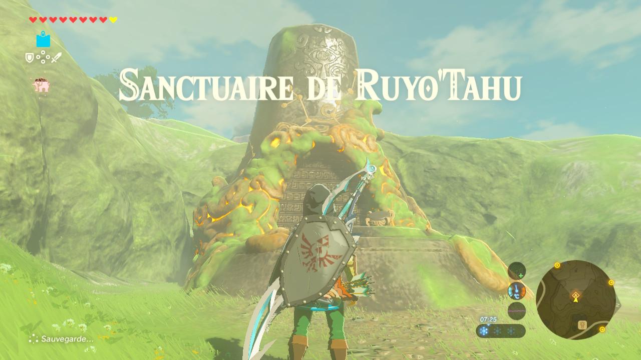 Sanctuaire de Ruyo'Tahu