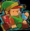 Dessin Link potion LoZ