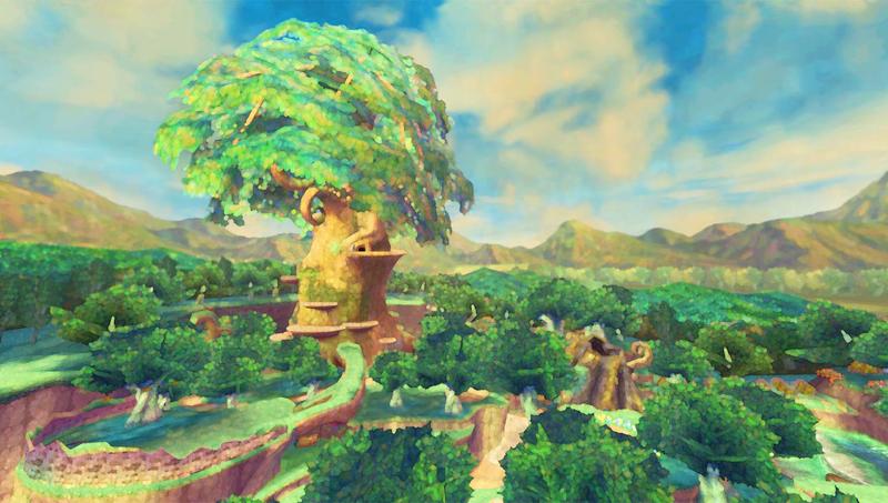 Forêt de Firone (Skyward Sword)