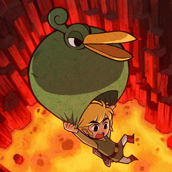Cueva de las llamas