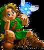 Link et Navi