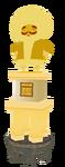 Statue du Marchand
