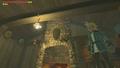 Breath of the Wild Selmie's Spot Royal Shield (Selmie's Cabin)
