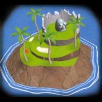Stone Watcher Island