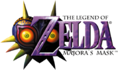 TLoZ- Majora's Mask (logo)