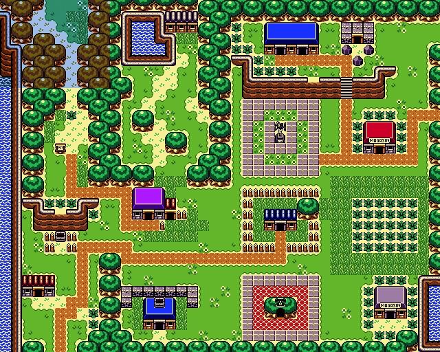 Village des Mouettes