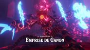 Emprise de Ganon fight