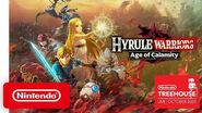 Hyrule Warriors Age of Calamity - Nintendo Treehouse Live October 2020