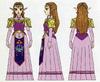 Concept Art Zelda adulte OoT