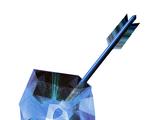 Flecha de hielo