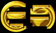 Artwork piezas Piedra Suerte dorado