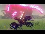 Zelda- Breath of the Wild - Master Cycle Zero & Dark Beast Ganon Boss Fight