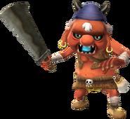 Red Bokoblin Leader
