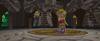 Princesse Zelda Château d'Hyrule TWW