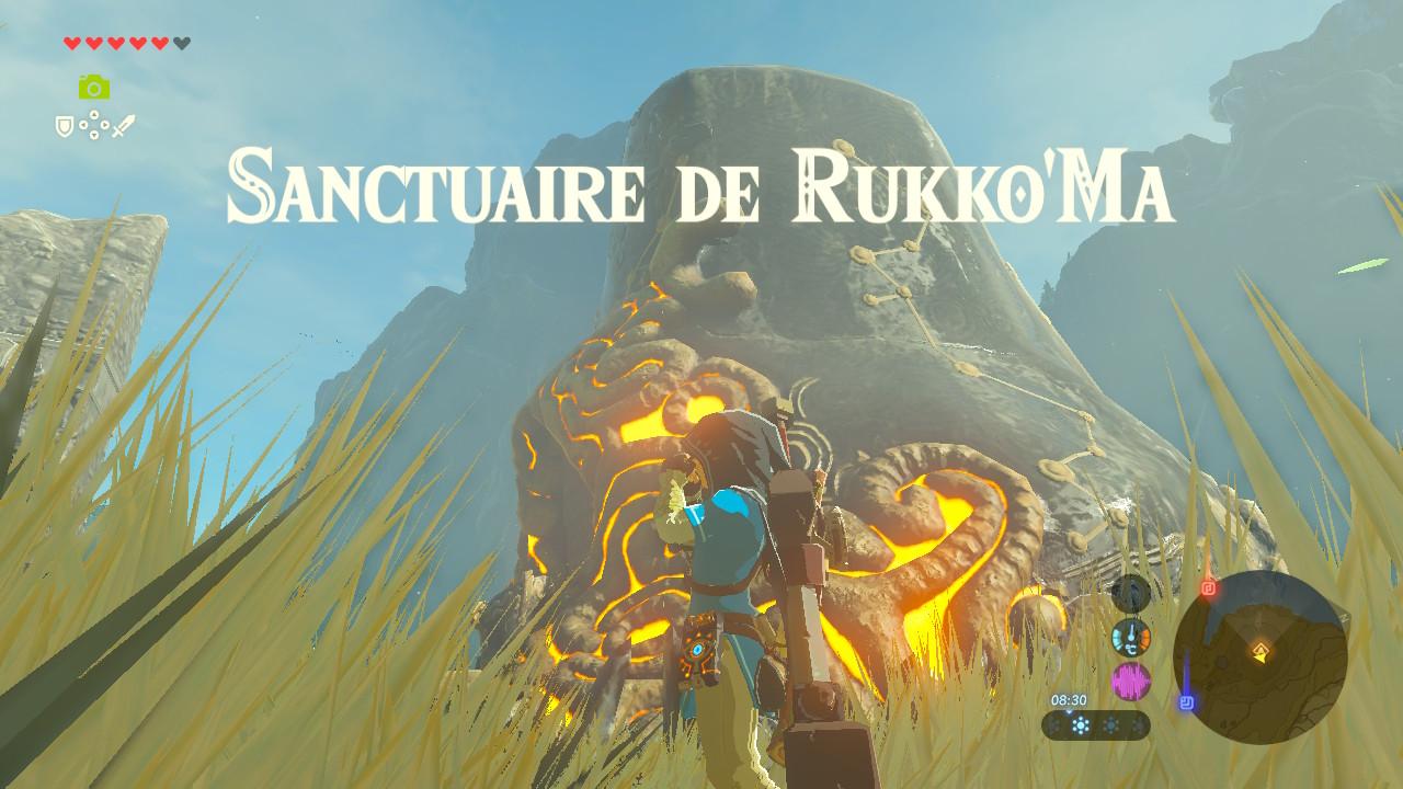 Sanctuaire de Rukko'Ma