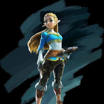 Princess Zelda 25 nhân vật nữ trong game được xem là truyền cảm hứng nhất