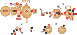 Map of the Fire Temple