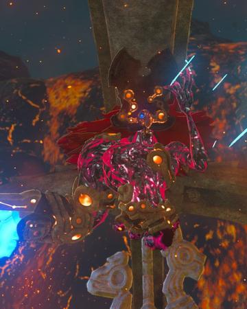 Fireblight Ganon   Zeldapedia   Fandom