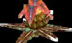 A Peahat Larva