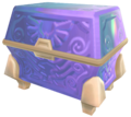 Skyward Sword Goddess Treasure Chest (Activated)