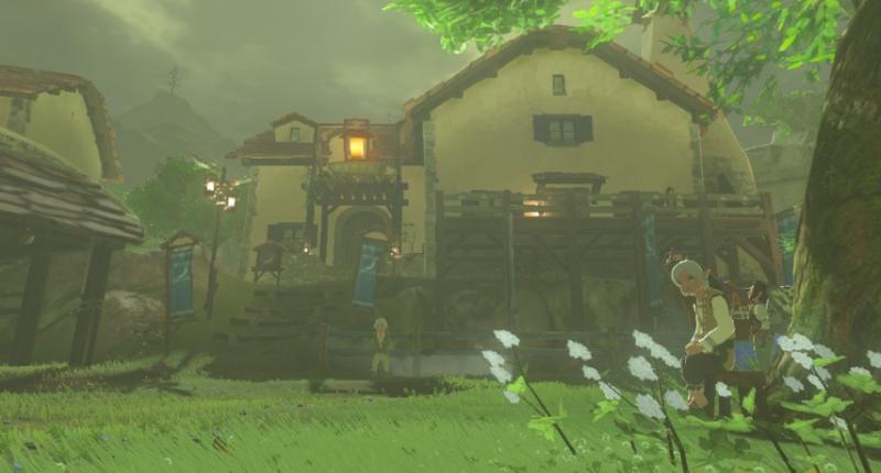 Inn Breath Of The Wild Zeldapedia Fandom