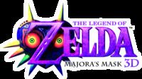 The Legend of Zelda Majora's Mask 3D Logo.png