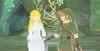 Zelda et Link main SS