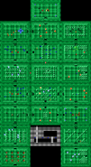 Mapa del Nivel 2 (Segunda Búsqueda) TLoZ