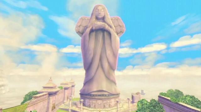 Statue de la Déesse