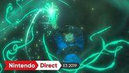Suite de The Legend of Zelda Breath of the Wild - Bande-annonce japonaise